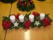 View the album Adventní věnce a rosvěcení vánočního stromu