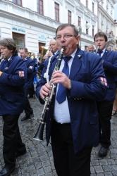 View the album Velký dechový orchestr - Kmochův Kolín 2014