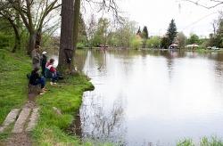 View the album Zahájení rybářské sezóny 2015